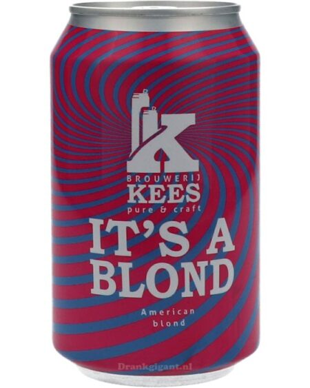 It's a Blond Brouwerij Kees